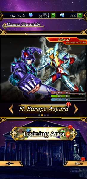 Screenshot 20200311 161200 SAINT SEIYA SSS 292x600 - Đánh giá game Saint Seiya: Shining Soldiers