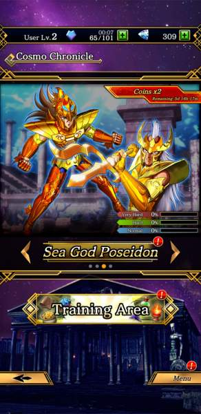 Screenshot 20200311 161204 SAINT SEIYA SSS 292x600 - Đánh giá game Saint Seiya: Shining Soldiers