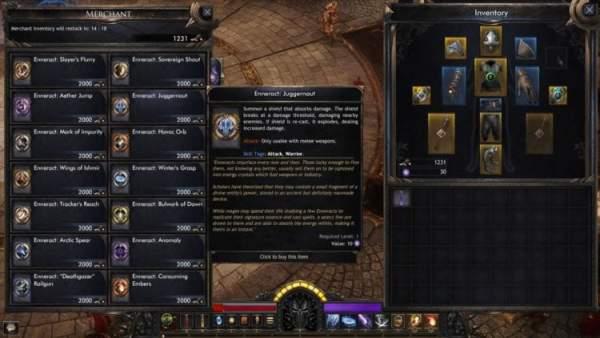 WLOM rev skills 750x422 1 600x338 - Đánh giá game Wolcen: Lords of Mayhem