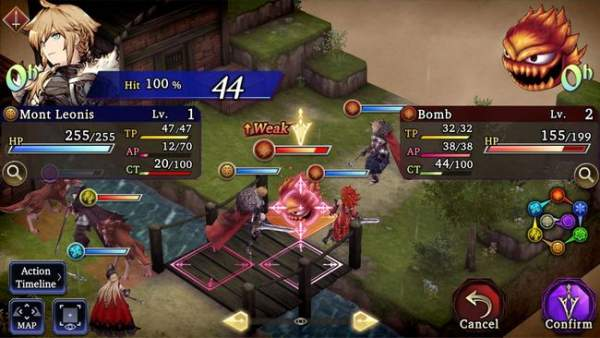 Trải nghiệm War of the Visions: Final Fantasy Brave Exvius 1