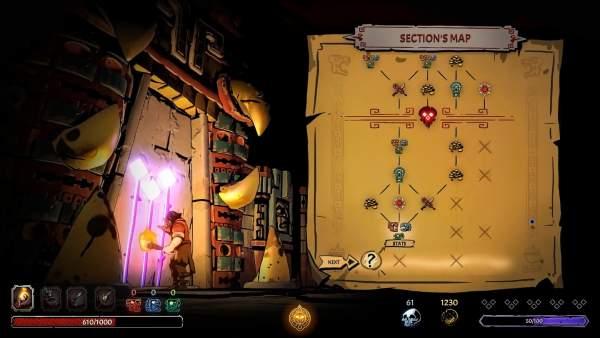 curse of the dead gods screenshot 1 600x338 - Đánh giá game Curse of the Dead Gods (Early Access)