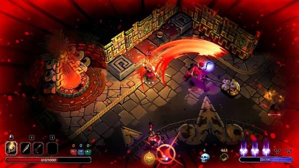 curse of the dead gods screenshot 2 600x338 - Đánh giá game Curse of the Dead Gods (Early Access)