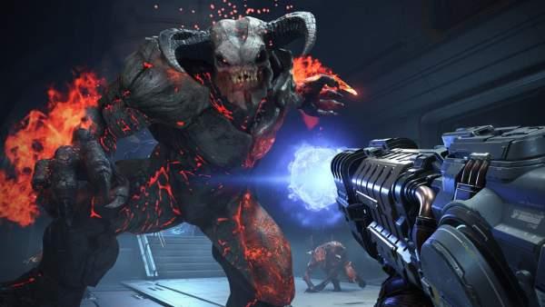 doom eternal 600x338 - Cảm nhận ban đầu Doom Eternal
