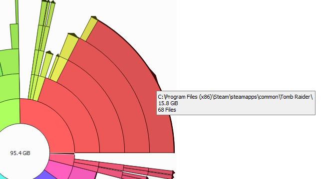 Filelight: Kiểm tra bộ nhớ máy tính, tìm file dung lượng lớn dễ dàng 3