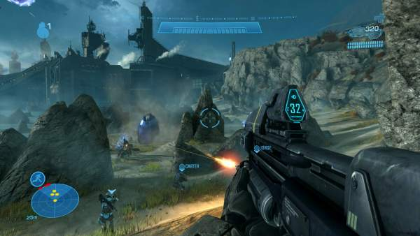 Đánh giá game Halo: Reach