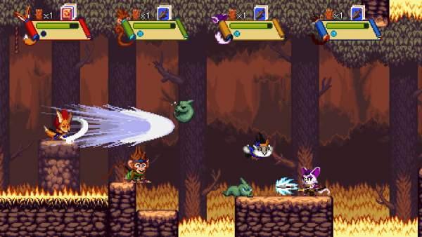 kemono heroes switch screenshot 1 600x338 - Đánh giá game Kemono Heroes