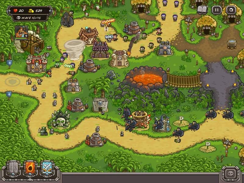 kingdom rush 800x600 - Top 10 game đang miễn phí hot nhất trên Android tuần này