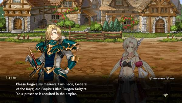 langrisser 1 and 2 switch screenshot 1 600x338 - Đánh giá game Langrisser I & II