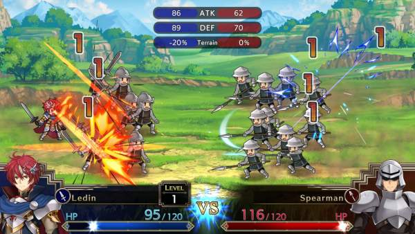 langrisser 1 and 2 switch screenshot 2 600x338 - Đánh giá game Langrisser I & II