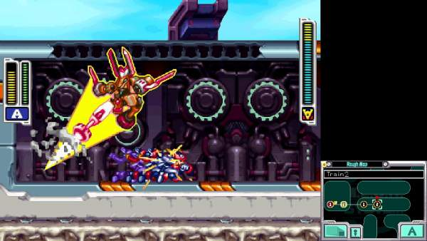 mega man zero zx legacy collection ps4 screenshot 3 600x338 - Đánh giá game Mega Man Zero/ZX Legacy Collection