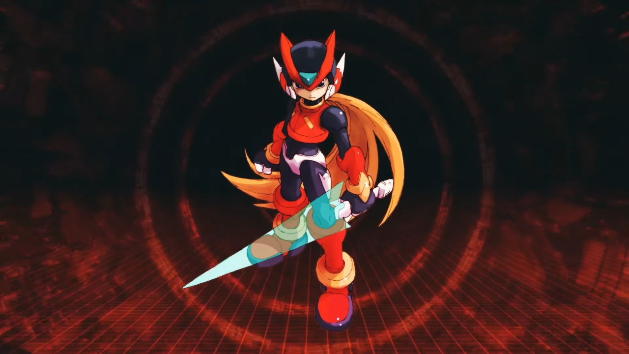 Đánh giá Mega Man Zero/ZX Legacy Collection