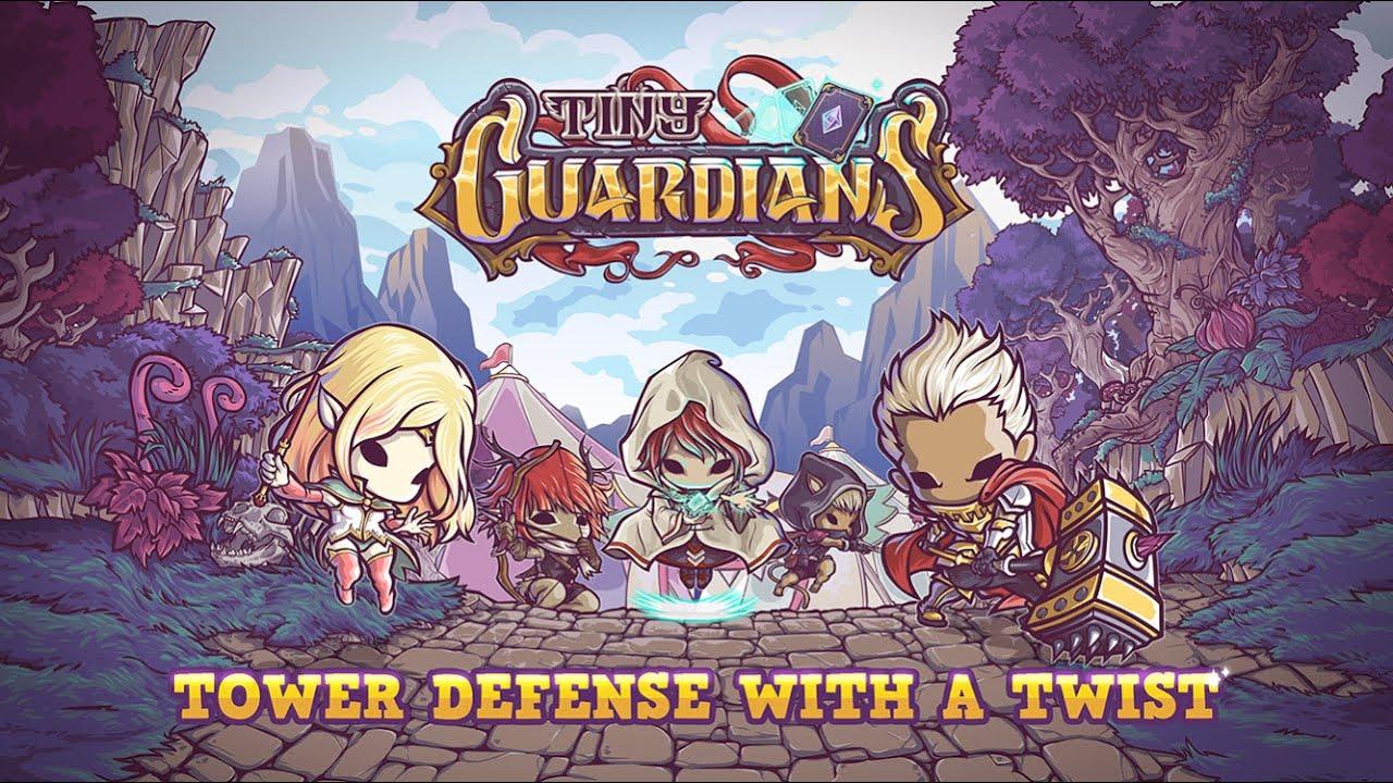Miễn phí tiếp hai game Cat Quest và Tiny Guardians cực hay trên iOS