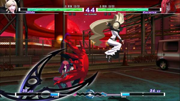 under night in birth exe late cl r switch screenshot 2 600x338 - Đánh giá game Under Night In-Birth Exe:Late[cl-r]