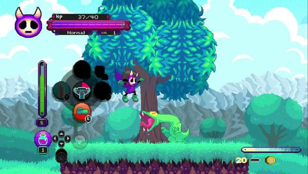 underhero switch screenshot 1 600x338 - Đánh giá game Underhero