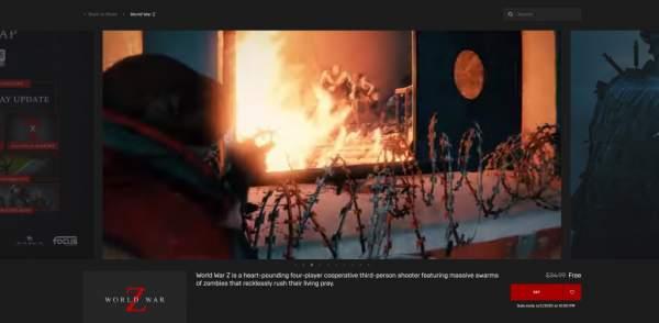 world war z figment tormentor x punisher free epic games store 1 600x294 - Đang miễn phí 3 game hay tuyệt: World War Z, Figment và Tormentor x Punisher