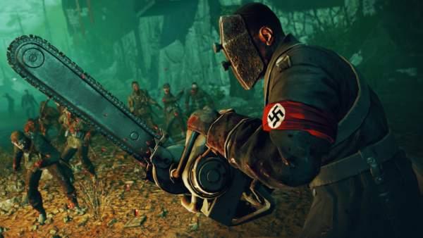 zombie army trilogy switch screenshot 1 600x338 - Đánh giá game Zombie Army Trilogy phiên bản Switch