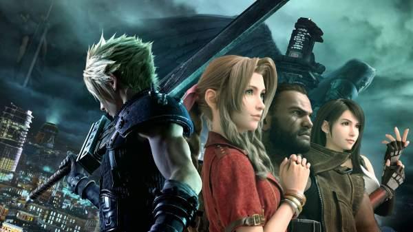 1427389 600x337 - 62 ảnh nền Final Fantasy VII Remake dành cho điện thoại và PC