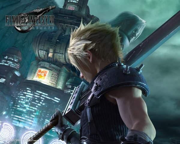 1427410 600x480 - 62 ảnh nền Final Fantasy VII Remake dành cho điện thoại và PC