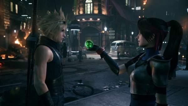 1427418 600x338 - 62 ảnh nền Final Fantasy VII Remake dành cho điện thoại và PC