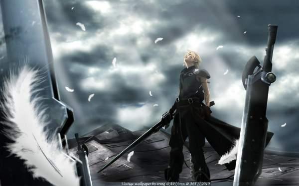 1427419 600x375 - 62 ảnh nền Final Fantasy VII Remake dành cho điện thoại và PC
