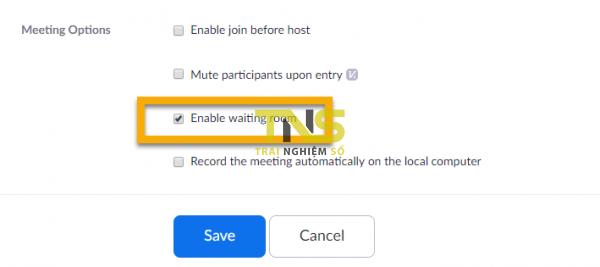Bảo mật cuộc họp Zoom: 6 thủ thuật bạn cần biết 5