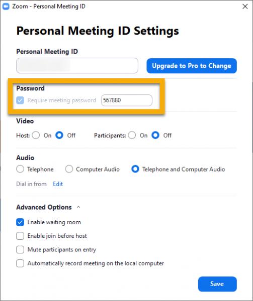 Bảo mật cuộc họp Zoom: 6 thủ thuật bạn cần biết 4