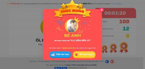 2020 04 20 11 31 39 600x286 - Đang miễn phí 200 mã Lora, nền tảng học Toán online cho bé bằng tiếng Việt