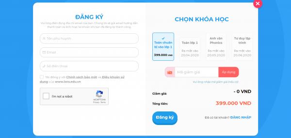 2020 04 20 8 11 42 600x286 - Đang miễn phí 200 mã Lora, nền tảng học Toán online cho bé bằng tiếng Việt