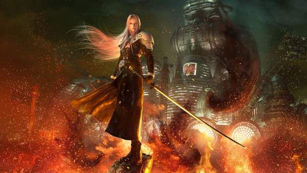 2133159 600x338 - 62 ảnh nền Final Fantasy VII Remake dành cho điện thoại và PC