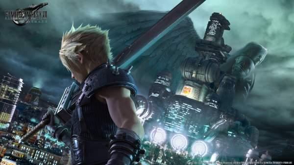 2588297 600x337 - 62 ảnh nền Final Fantasy VII Remake dành cho điện thoại và PC