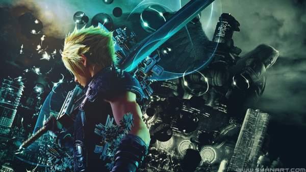 2588298 600x338 - 62 ảnh nền Final Fantasy VII Remake dành cho điện thoại và PC