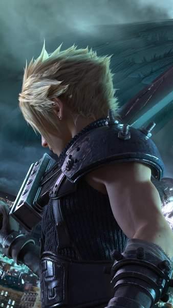 2588355 338x600 - 62 ảnh nền Final Fantasy VII Remake dành cho điện thoại và PC