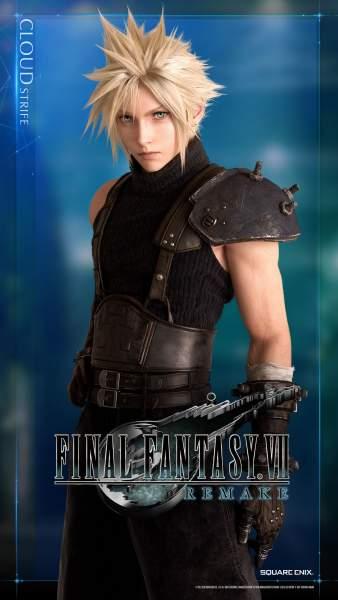 2588364 338x600 - 62 ảnh nền Final Fantasy VII Remake dành cho điện thoại và PC