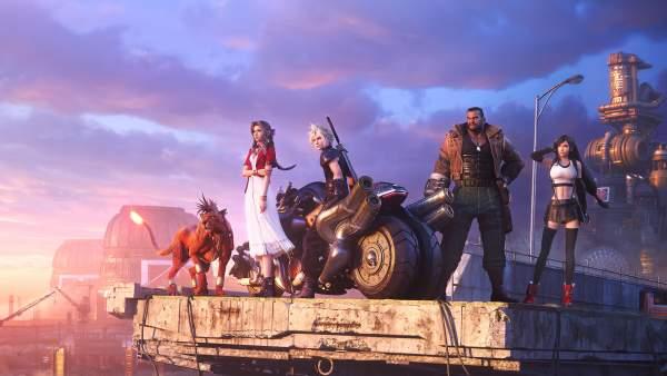 2588372 600x338 - 62 ảnh nền Final Fantasy VII Remake dành cho điện thoại và PC