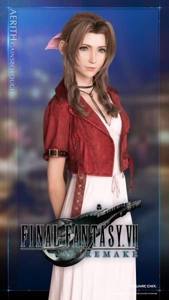 2588500 338x600 - 62 ảnh nền Final Fantasy VII Remake dành cho điện thoại và PC