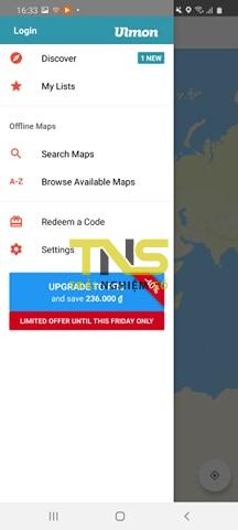 Đang miễn phí gói Premium bản đồ offline CityMaps2Go cực xịn 2