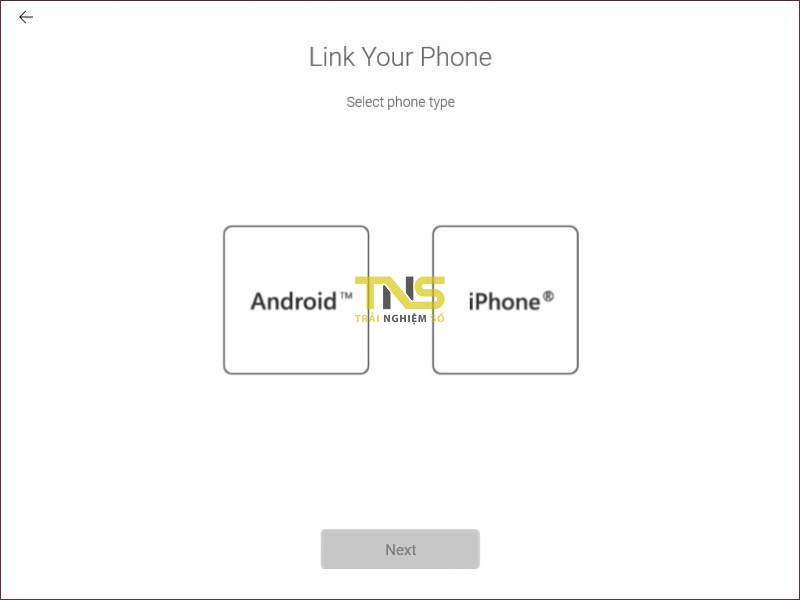 Dell Mobile Connect - chiếu màn hình iPhone lên máy tính 5