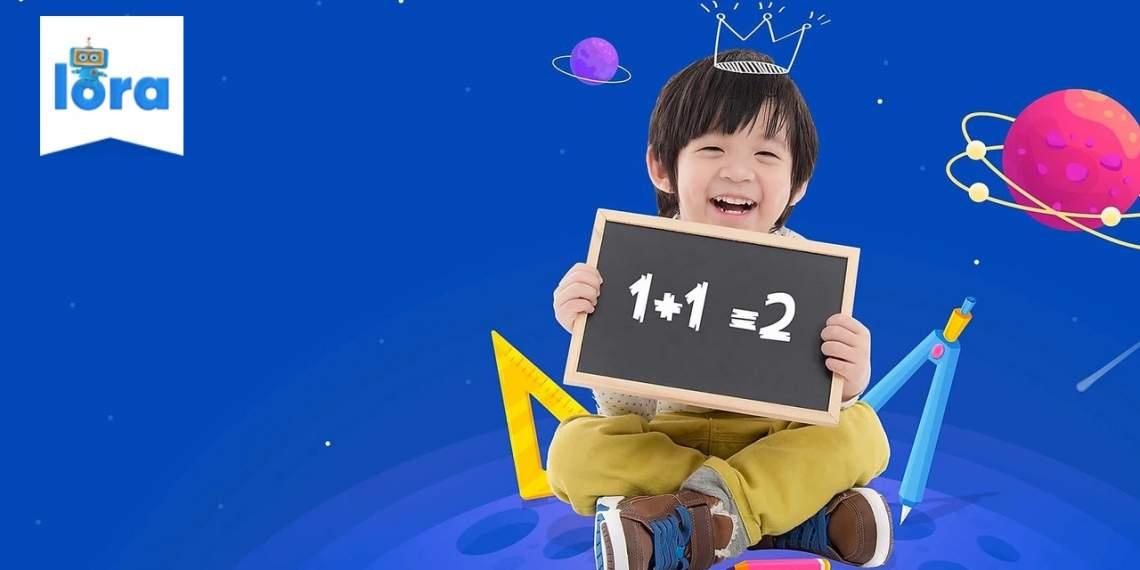 Đang miễn phí 200 mã Lora, nền tảng học Toán online cho bé bằng tiếng Việt