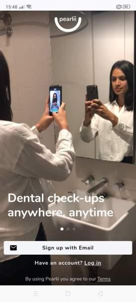 Độc đáo ứng dụng giúp kiểm tra sức khỏe răng miệng của bạn qua ảnh chụp 2