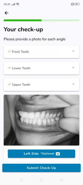 Độc đáo ứng dụng giúp kiểm tra sức khỏe răng miệng của bạn qua ảnh chụp 4