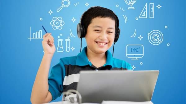 VNPT covid 19 600x338 - VNPT tăng tốc độ internet cho trường học hỗ trợ giáo dục trực tuyến