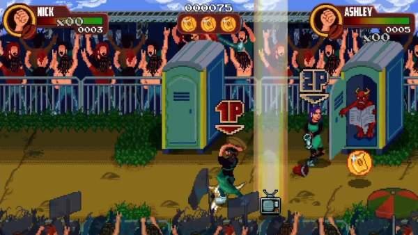 coffee crisis switch screenshot 1 600x338 - Đánh giá game Coffee Crisis