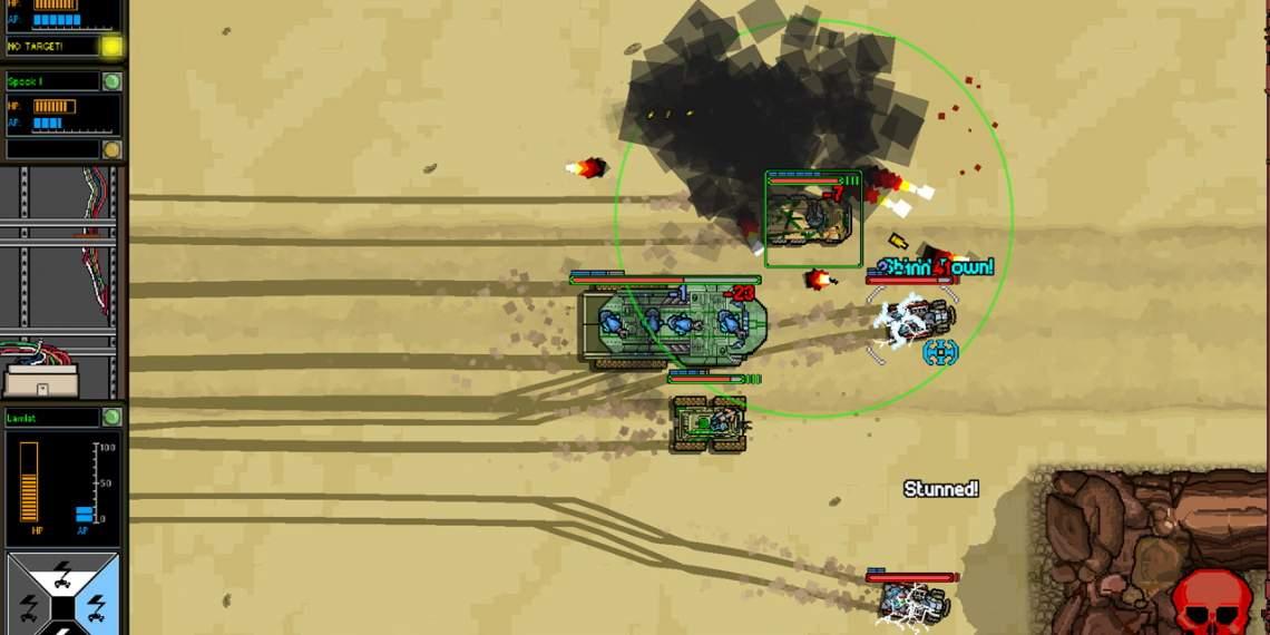 Đánh giá Convoy: A Tactical Roguelike