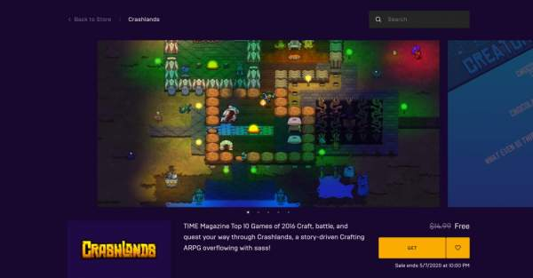 Đang miễn phí 2 game Amnesia: The Dark Descent và Crashlands từ Epic Games Store