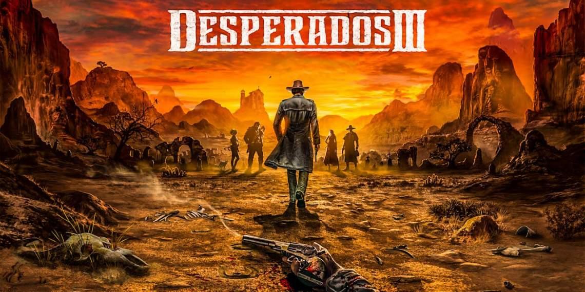 Desperados 3 sẽ được phát hành vào tháng 6