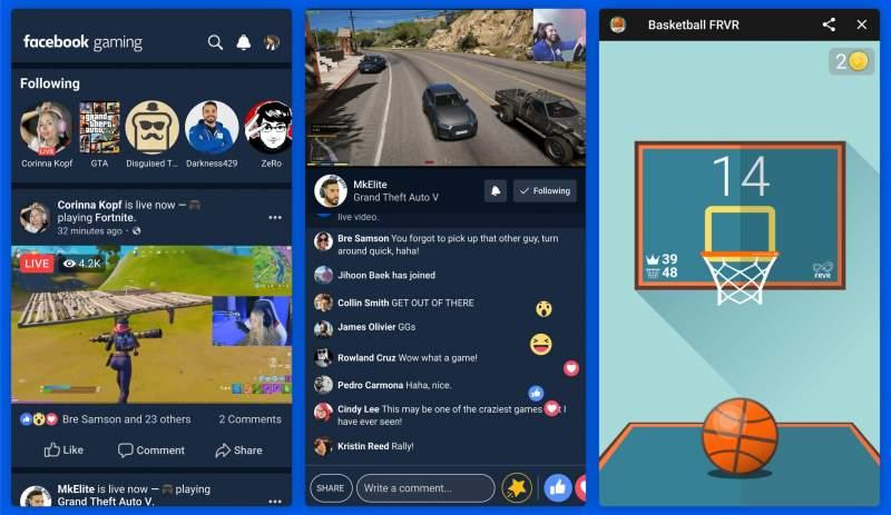 facebook gaming 800x463 - Facebook Gaming là gì?