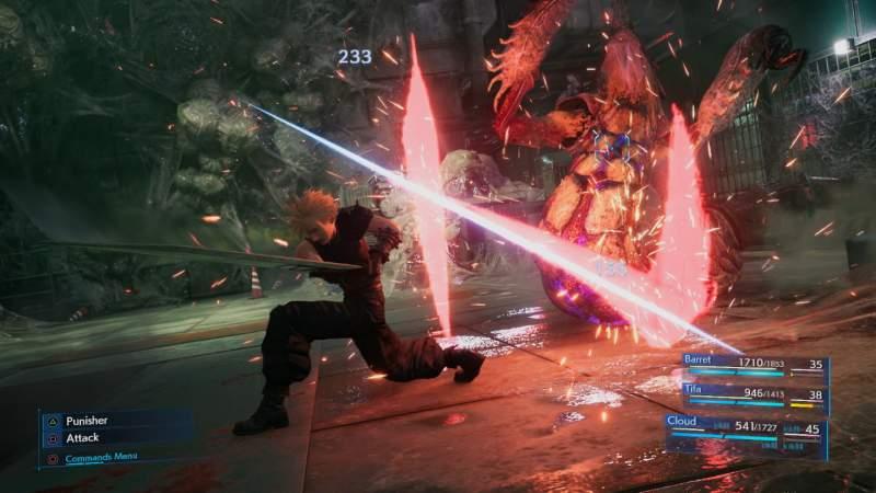 Đánh giá game FINAL FANTASY VII Remake