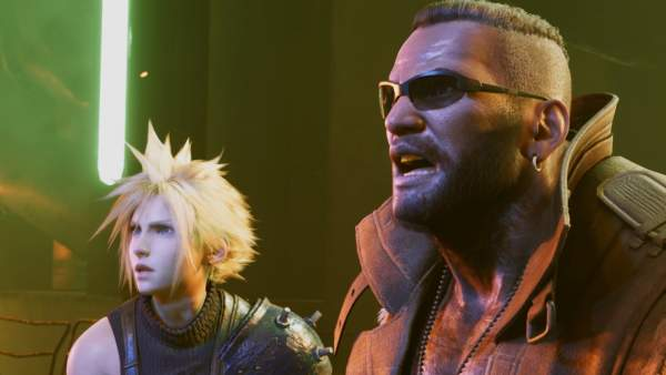 final fantasy 7 remake ps4 screenshot 3 600x338 - Đánh giá game FINAL FANTASY VII Remake