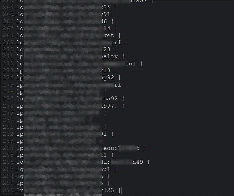 free password list - Hơn 500.000 tài khoản Zoom được bán trên các diễn đàn hacker