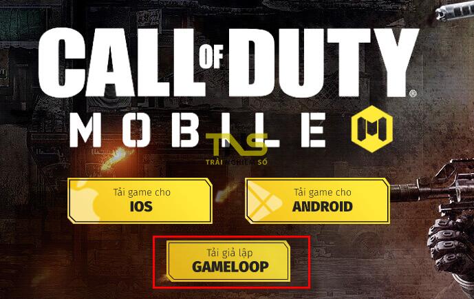 Cách cài giả lập Call Of Duty: Mobile VN trên PC 1